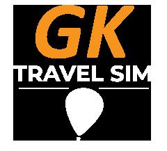 GK Travel SIM Logo